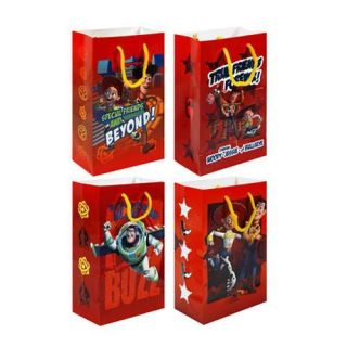 Toy Story Buzz Woody Jessie Party Favors Goody Candy Gift Bags