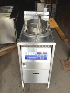 Broaster Electric Pressure Fryer Model 1800E