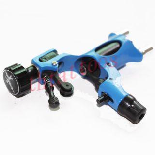 Tattoo Machine Gun Black Frame Shader with Adjust Tool Supply
