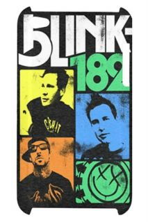 Blink 182 Mark Tom Travis iPod Touch 4G Case Cover