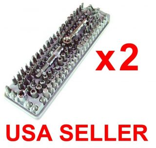 SAE Metric Tamper Proof Security Bits Set Torx Free Shipping