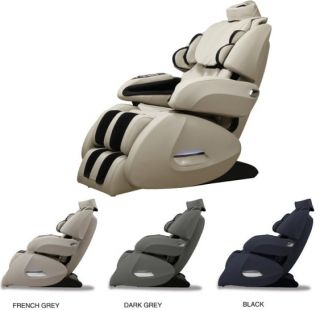 New Fujita KN7005R Black Zero Gravity Full Body Massage Chair Recliner