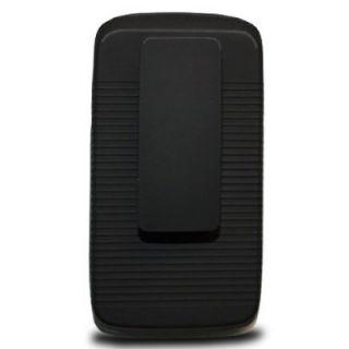 Hard Case Shell w/ Belt Clip / Holster for Blackberry Torch 9850