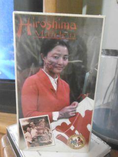 Wonderworks Hiroshima Maiden VHS1988 Robert Hooks Charlotte Rae Fran