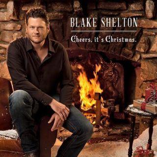 Blake Shelton Cheers Its Christmas 2012 CD SEALED