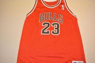 Michael Jordan Chicago Bulls Kids XL Worn in Jersey