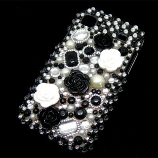 Bling Diamond Hard Case Cover for Samsung Galaxy s i9000 4G Vibrant