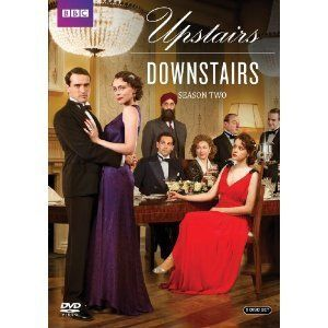 Upstairs Downstairs Season 2 Two DVD 2012 2 Disc