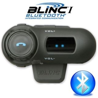 Blinc M1 Bluetooth Module Motorcycle Helmet Add on  GPS Intercom