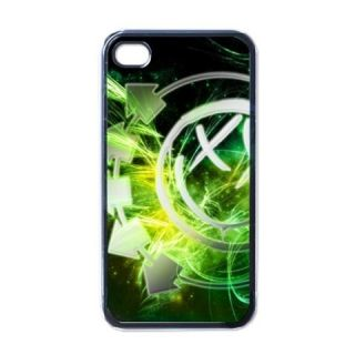 Blink 182 Punk Rock Band Logo A iPhone 4 4S Hard Case Plastic Cover