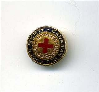 canadian red cross blood donor pin look