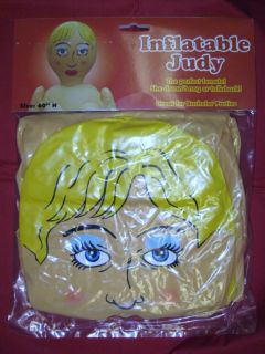 Inflatable Judy Female Blow Up Doll   5 Feet (60 Inches) Tall   New In