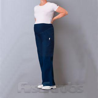 Cherokee Flex I Bles Maternity Flare Leg Scrub Pant 2092