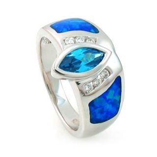 opal blue topaz ring 21