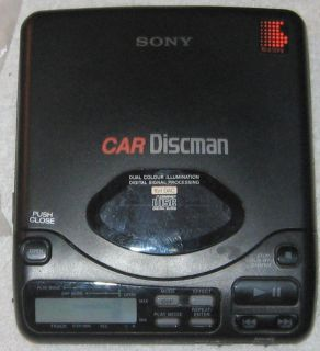 Sony Car Discman Sony Speakers and Much More