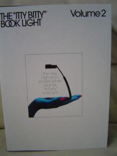"Zelco ""Itty Bitty"" Book Light Volume 2"