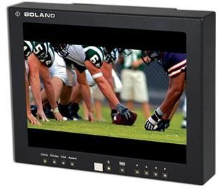 Boland HD 9   9 Full HD 1080p LCD Monitor, Dual HDSDI, Rec 709, UMD