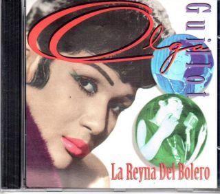 Olga Guillot La Reyna Del Bolero CD