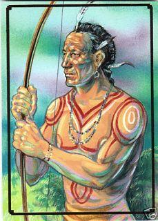 Bon Air Collectibles Native Americans Set 90 Cards