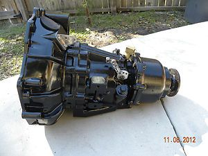 Velvet Drive Borg Warner Model AS1472C Transmission 257 1 454 440