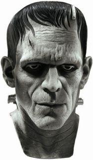 Frankenstein Mask Universal Boris Karloff Dlx Adult Halloween Costume