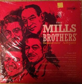 Brothers Souvenier Album LP Ink Spots Tommy Jimmy Dorsey Bob Crosby
