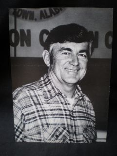 PHOTO OF NASCAR LEGEND BOBBY ALLISON & PICTURES OF HIS RACE CAR AND