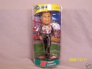 Bobby Labonte 18 Interstate Batteries Premier Bobblehead Doll Bobble