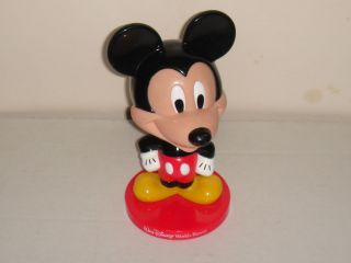 Walt Disney World Resort Bobblehead Mickey Mouse Figure
