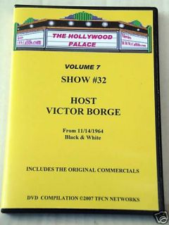 The Hollywood Palace DVD Volume 7 Victor Borge
