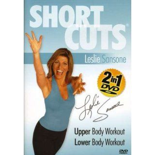 leslie sansone shortcuts upper body workout lower body workout