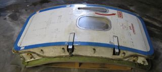 Boeing 727 Aircraft aft Galley Service Door 65 56992 4