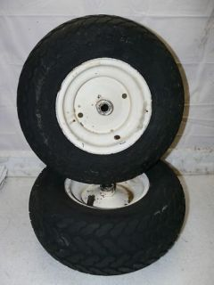 Bolens 1253 Riding Lawn Mower Front Tire and Rim