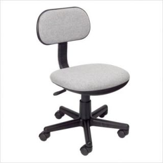 Boss Office Products Adjustable Steno Task Chair with Durable Seat