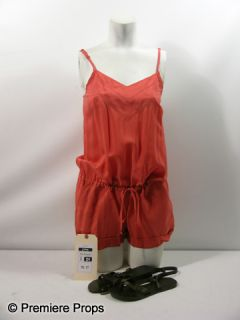 1002 Straw Dogs Amy Kate Bosworth Screen Worn Hero Movie Costumes