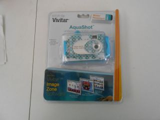 Aquashot Underwater Digital Camera New Vstyle by Vivitar