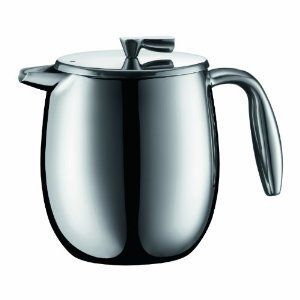 Cups Stainless Steel French Press Coffee Maker Coffeemaker New