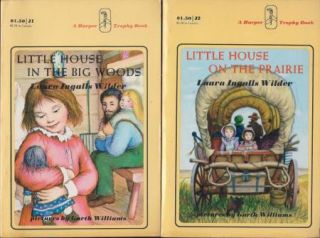 House on The Prairie Boxed Set Laura Ingalls Wilder 9 Books