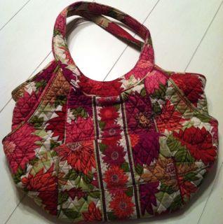 Vera Bradley Hello Dahilia Handbag