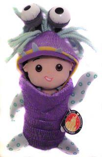 Disney Pixar Monsters Inc Boo Stuffed Plush Doll Monsters Inc Monster