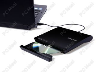 Samsung SE 208AB Slim External DVD Burner Portable Writer Dual Layer