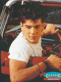 Jordan Knight teen magazine pinup clippings New Kids on the block Bop