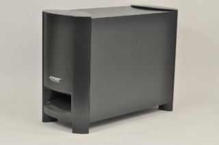 Bose 3 2 1 321 GSX Series II Acoustimass Subwoofer PS3 2 1