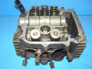 Yamaha Raptor 660 Head With Valves, Engine Cylinder Head 2003 660R ATV