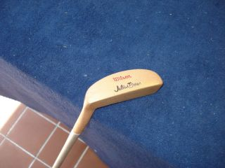 Wilson Julius Boros Vtg Golf Club Putter Superb