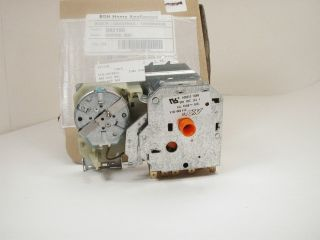 092190 Bosch Timer Dishwasher Control Unit BSH