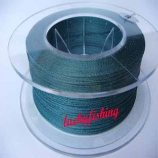 PE Spectra Braid Fishing Line 30lb 200M Dyneema Green