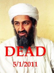 NEW YORK DAILY NEWS OSAMA BIN LADEN DEAD!! KILLED