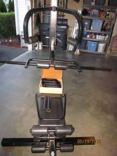 Soloflex Home Gym Leg and Butterfly Attachments Included