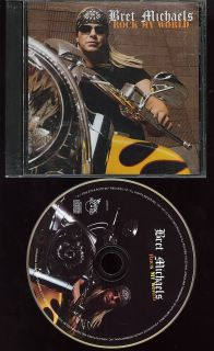 Bret Michaels Rock My World CD Poison